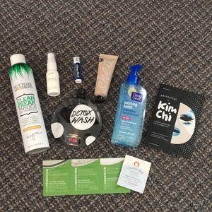 Other - Makeup/ skincare goody bag